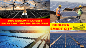 Dholera Solar Park